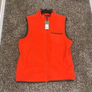 BRAND NEW Fleece Vest